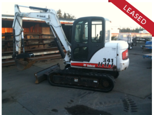 Lease to Own Bobcat for $698 Month