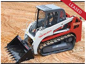 Lease to Own Skid Steer for $749 a Month